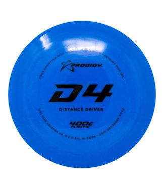Prodigy D4 Distance Driver 400G