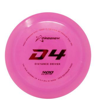 Prodigy D4 Distance Driver-400G