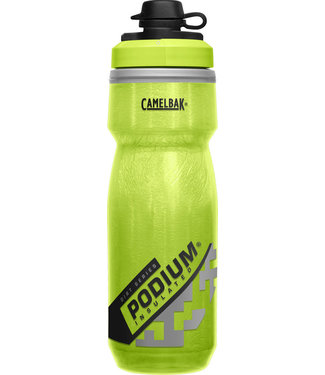 CamelBak Water Bottle: Podium,  Dirt Chill - 21oz