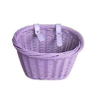 EVO E-Cargo Wicker Basket - JR