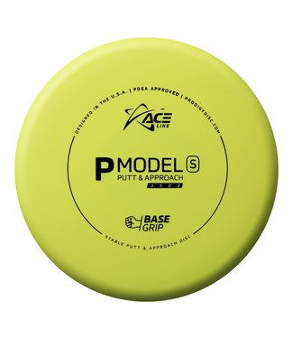 Prodigy Ace Line P Model Putter - S (Glow BaseGrip)