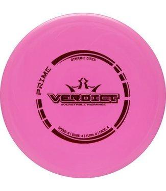 Dynamic Discs VERDICT Prime