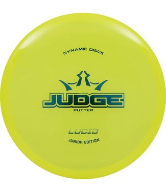 Dynamic Discs JUDGE JUNIOR Lucid