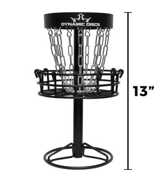 "Dynamic Discs RECRUIT BASKET MICRO 13"" TALL"
