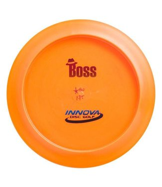 Innova BOSS BOTTOM STAMPED STAR