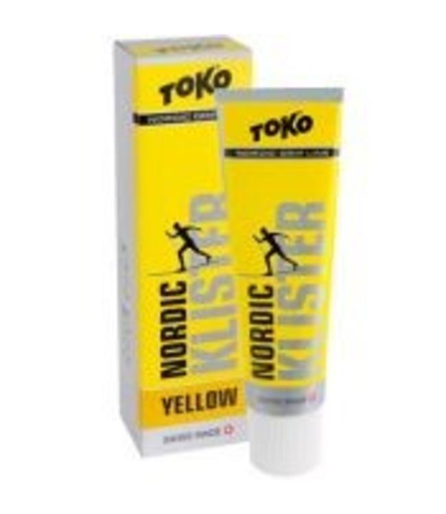 Toko Nordic Klister YELLOW |55G|