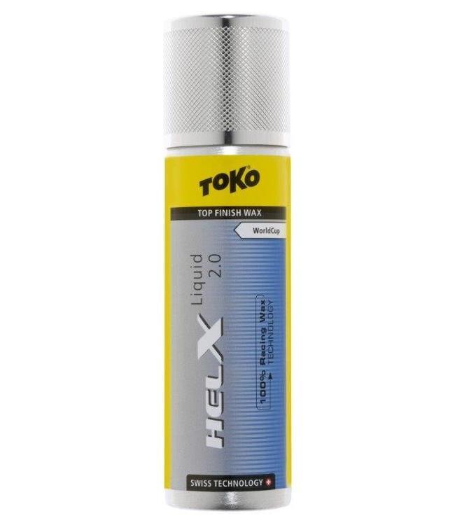 Toko HelX liquid 2.0 BLUE (50 ml)