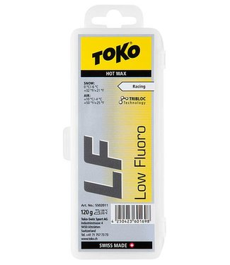 Toko LF Hot Wax YELLOW (120g)