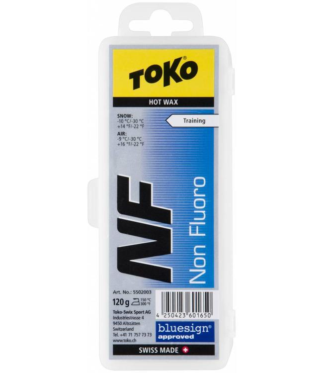 Toko NF Hot Wax BLUE (120G)