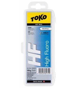 Toko HF Hot Wax BLUE -9C/-30C (120G)