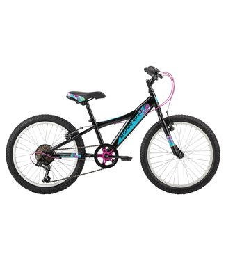GARNEAU Eva-s Black Girl's 20""