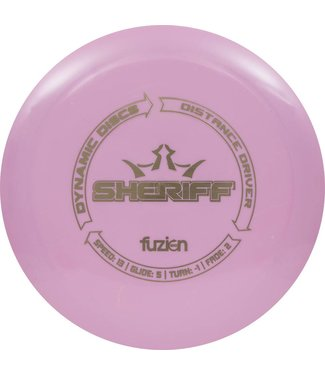 Dynamic Discs SHERIFF BIOFUZION