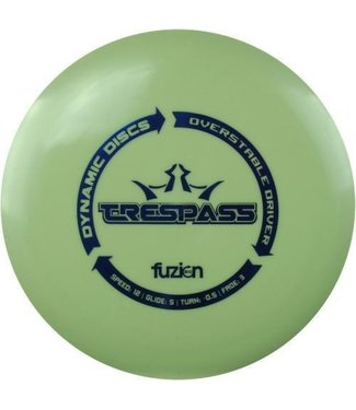 Dynamic Discs TRESPASS BIOFUZION