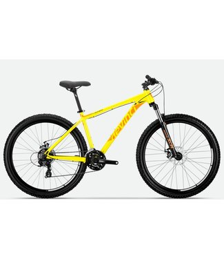Devinci Jackson S - Yellow/Orange - 2017