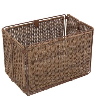 Axiom Faux Wicker Basket - Rear Folding