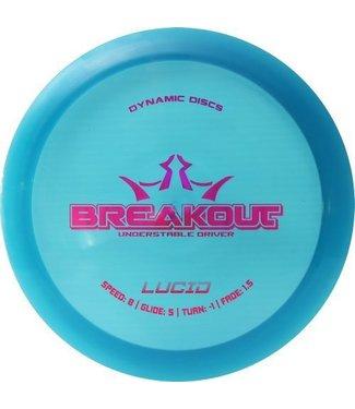 Dynamic Discs Breakout Lucid