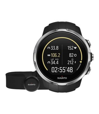 SUUNTO Spartan Sport Black & Chest HR