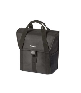 Basil GO single-side pannier bag