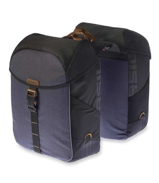 Basil Miles Double Pannier Bag