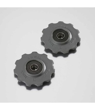 Tacx Pulleys: Sram Road, 9-10sp, 11T