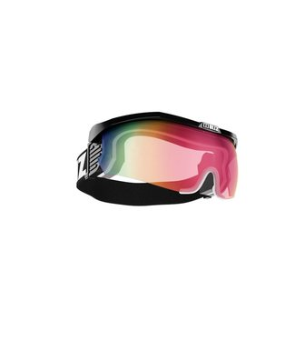 Bliz Proflip Max  - Black Frame with Pink with Red Multi Lens