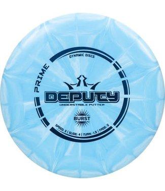 Dynamic Discs Deputy Prime Burst