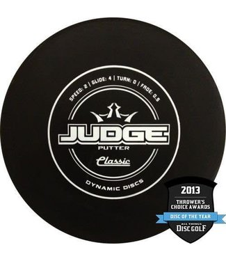 Dynamic Discs JUDGE CLASSIC