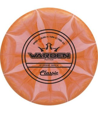 Dynamic Discs WARDEN CLASSIC SOFT BURST