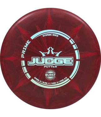 Dynamic Discs Judge Prime Burst