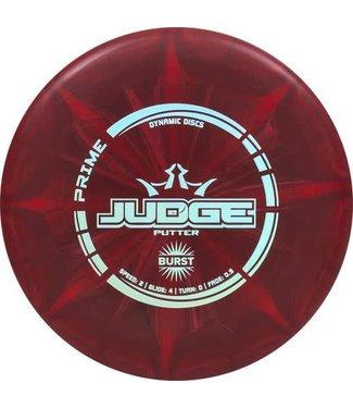 Dynamic Discs Judge Prime Burst