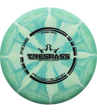 Dynamic Discs Trespass Prime Burst