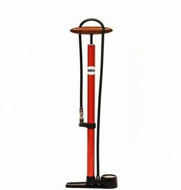 Silca SILCA FLOOR PUMP PISTA RED