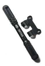 Silca MINI PUMP TATTICO WITH BOTTLE CAGE MOUNT