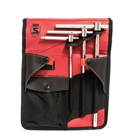 Silca TOOLS T-HANDLE FOLIO