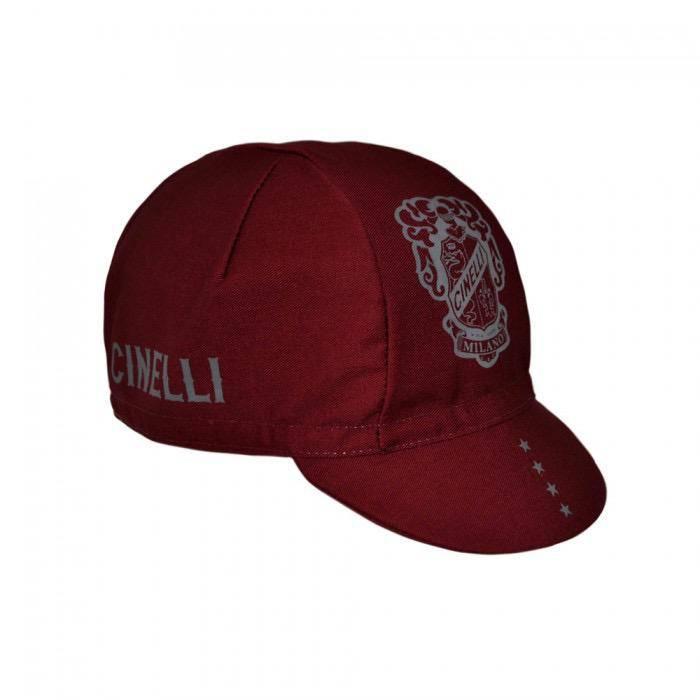 Cinelli CAP CREST BURGUNDY