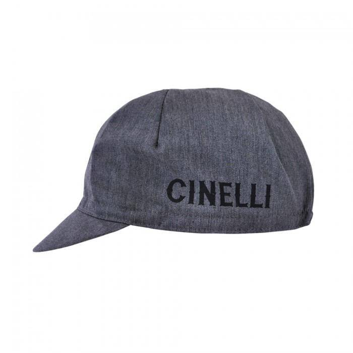 Cinelli CASQUETTE CREST GRIS
