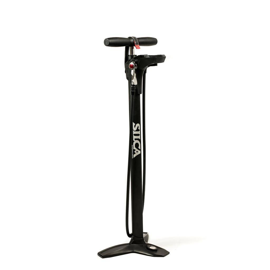 Silca FLOOR PUMP SUPERPISTA DIGITAL BLACK
