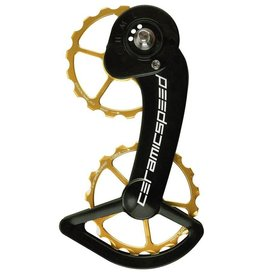 Ceramic speed OSPW SRAM ETAP GOLD COATED