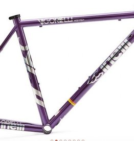 Cinelli CADRE VIGORELLI ROAD STEEL PURPLE 2019