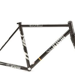 Cinelli F&F VIGORELLI STEEL BLACK