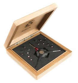 Silca TOOLS YPSILON HOME KIT WOOD BOX