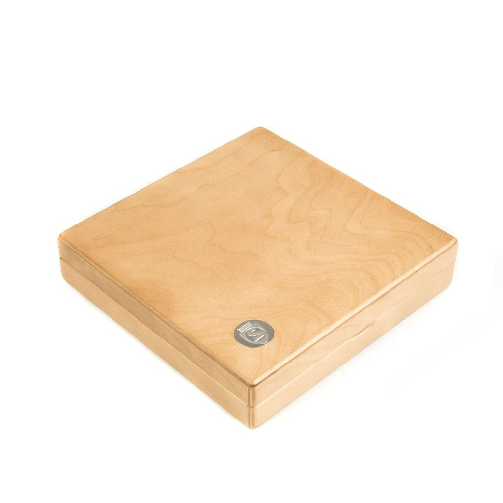 Silca YPSILON HOME KIT WOOD BOX