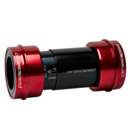 Ceramic speed BB PF30 SRAM DUB RED COATED