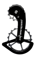 Ceramic speed OSPW NEW SHIMANO 9100/8000 13+19T ARGENT COATED