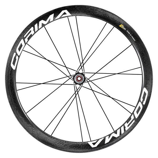 CORIMA RR CORIMA 47MM WS BLACK CLINCHER DISC BRAKE ( CENTER LOCK  T.A 12MM)