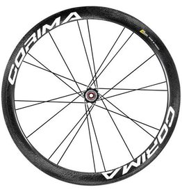 CORIMA RR CORIMA 47MM WS BLACK CLINCHER SRAM XDR (3K) STICKER WHITE