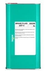 Motorex BRAKE FLUID DOT 4 5L