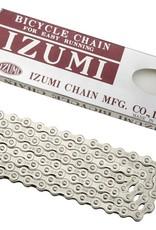 IZUMI IZUMI CHAIN 1/2 X 1/8 STANDARD SILVER 116L
