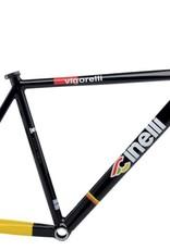 Cinelli F&F VIGORELLI BLACK IS BLACK