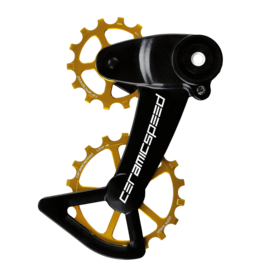 Ceramic speed OSPW X SRAM EAGLE AXS GOLD NON COATED